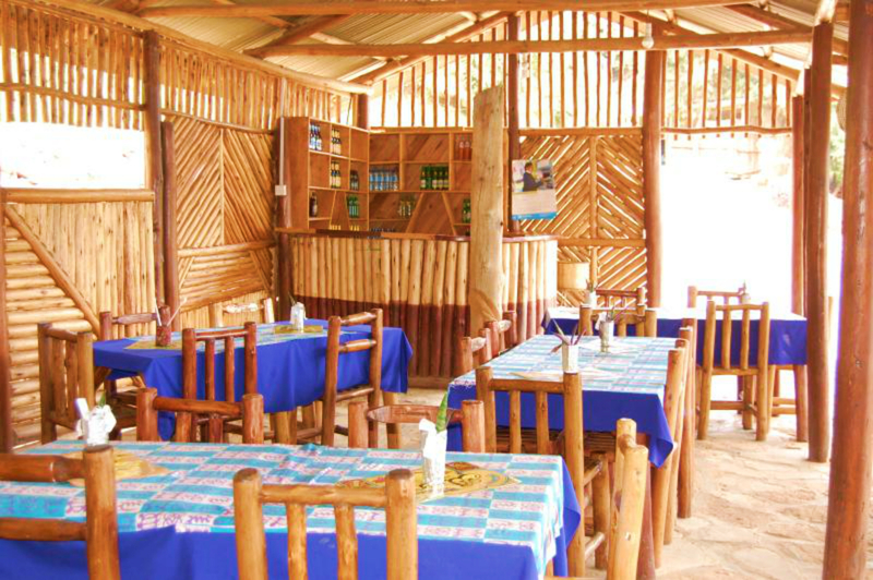 Restaurant Bugombe Gateway Camp