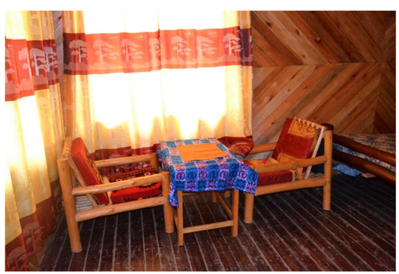 Room Bugombe Gateway Camp