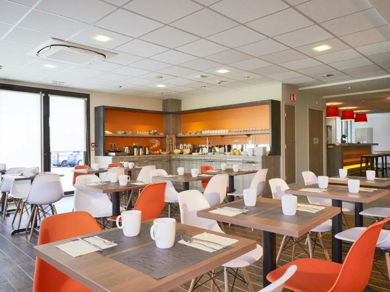 Restaurant Kyriad Angers Ouest Beaucouze