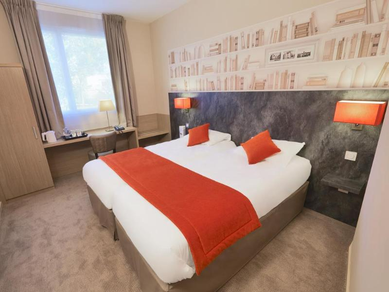 Room Kyriad Angers Ouest Beaucouze