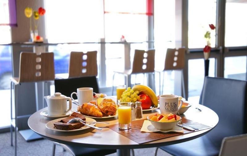 Restaurant Kyriad Montpellier Nord Parc Euromedecine