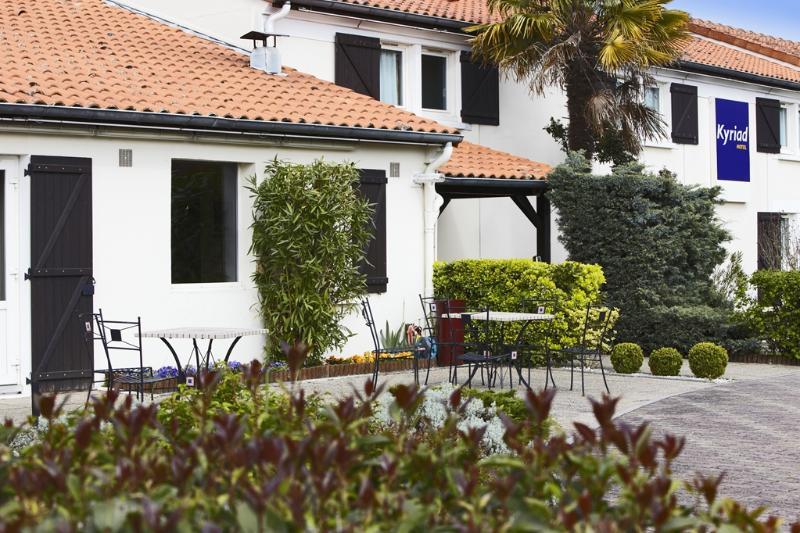 General view Kyriad Bordeaux Lormont