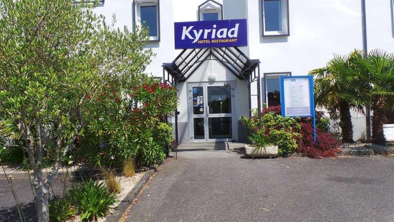 General view Kyriad Quimper Sud