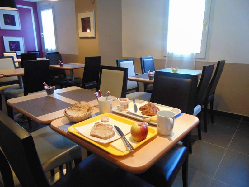 Restaurant Kyriad Quimper Sud