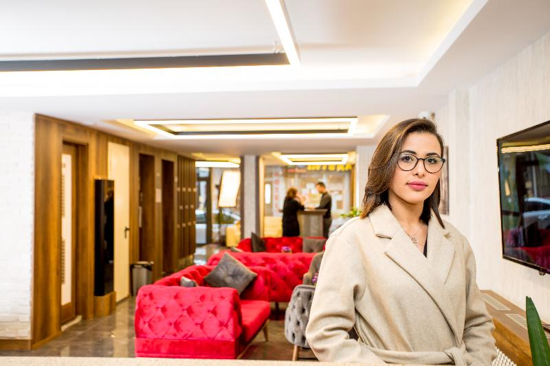 Bar Sim Hotel Istanbul