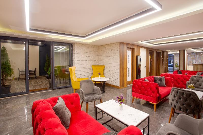 Lobby Sim Hotel Istanbul