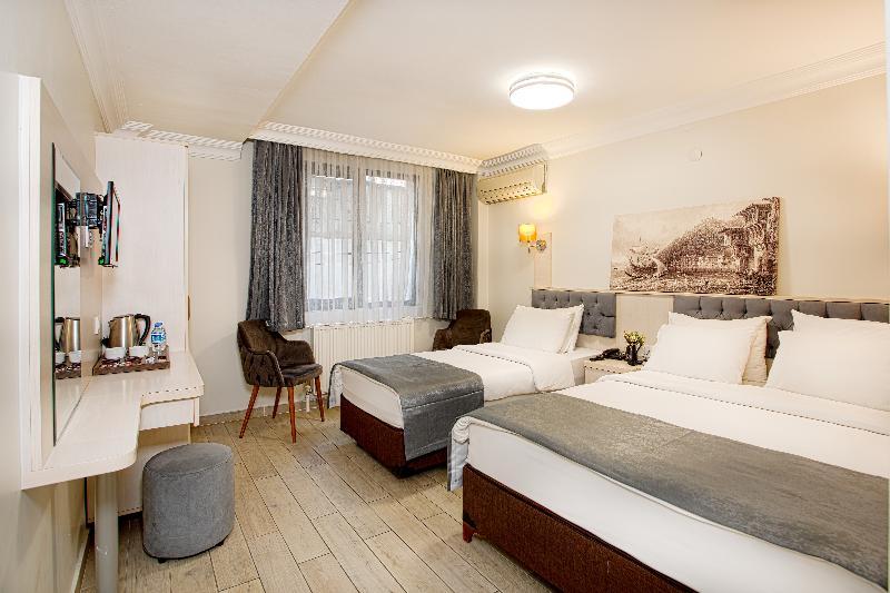 Room Sim Hotel Istanbul