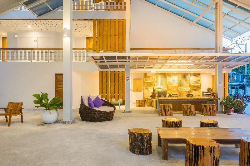 Lobby White Sand Samui Resort