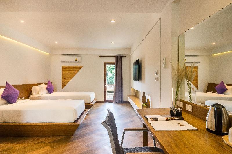 Room White Sand Samui Resort