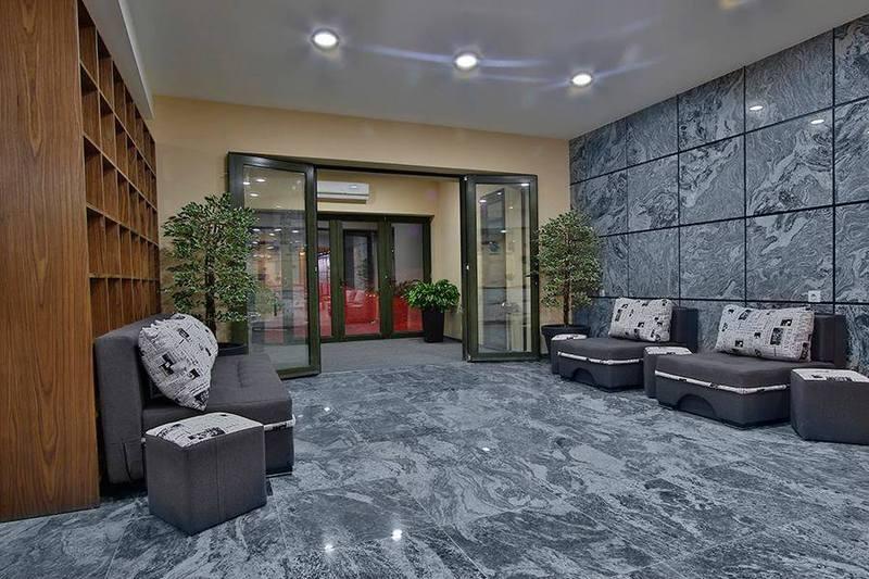 Lobby Gudauri Inn