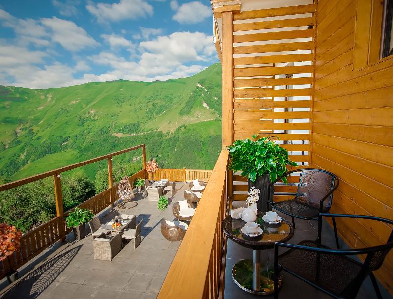 Terrace Gudauri Inn