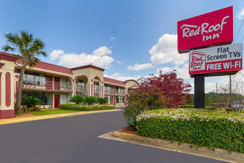 General view Red Roof Inn Montgomery