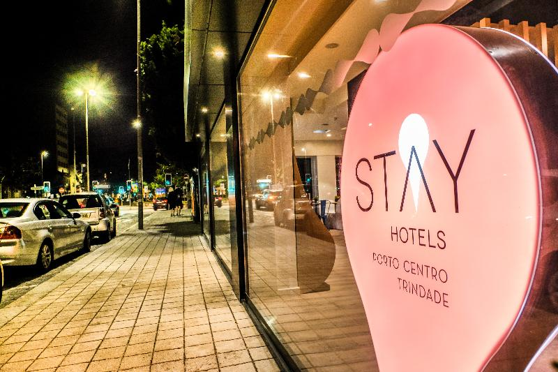 General view Stay Hotel Porto Centro Trindade
