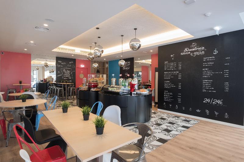 Restaurant Stay Hotel Porto Centro Trindade