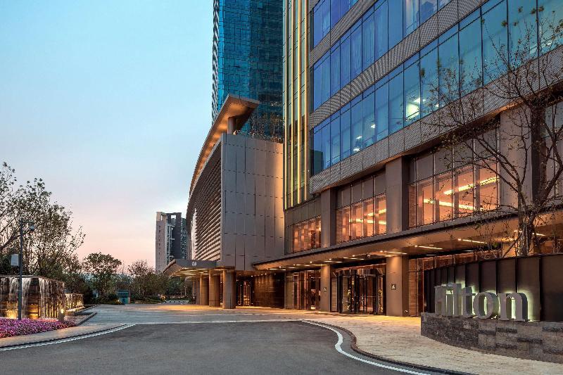 General view Hilton Jinan South Hotel & Residences