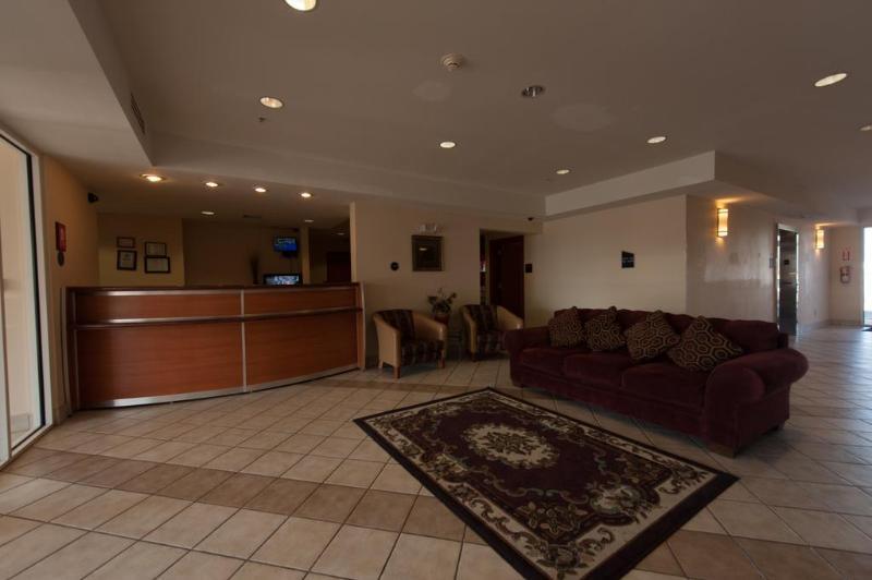 Lobby Red Roof Inn Laredo I-83 South