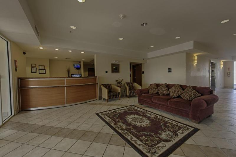 Lobby Red Roof Inn Laredo I-83 South