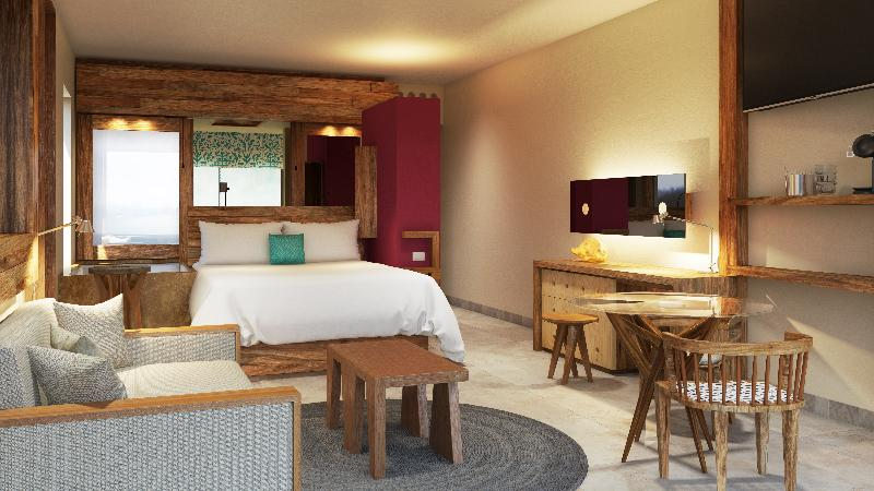 Room Xcaret Mexico Tierra Family All Inclusive