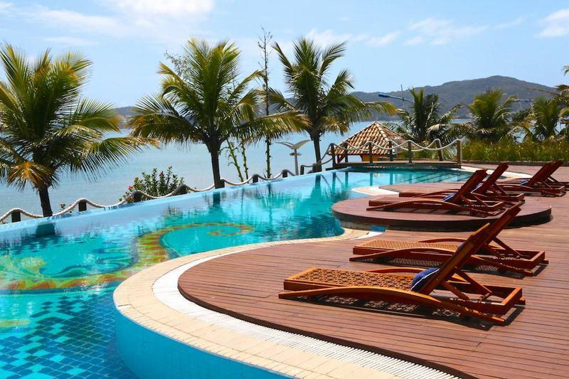 Pool Palace Praia Hotel