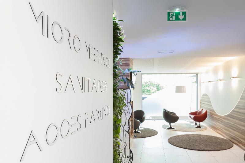 Lobby Residence Concorde Nemea Appart\'hotel