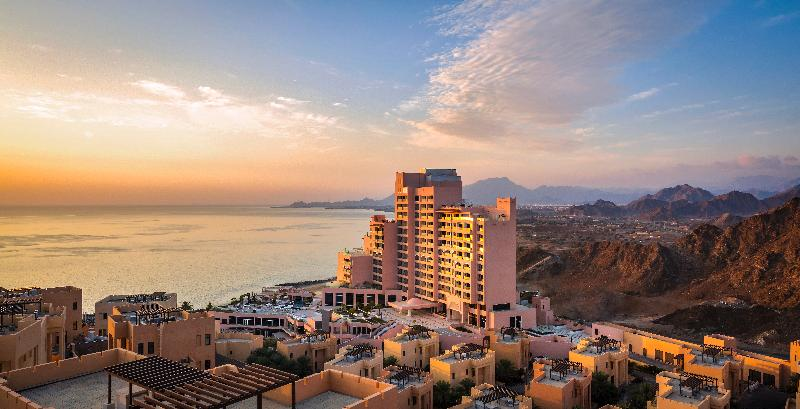 General view Fairmont Fujairah Beach Resort