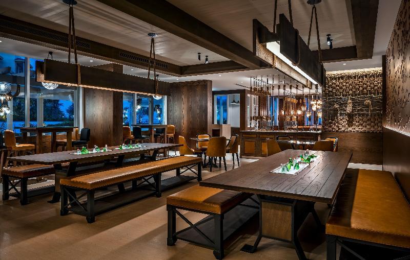 Bar Fairmont Fujairah Beach Resort