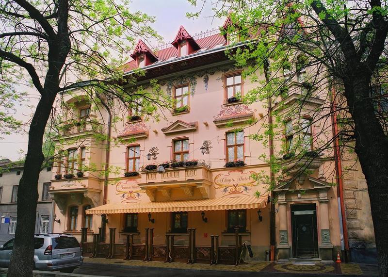 Lviv Grand Hotel Amp