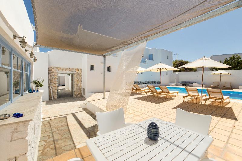 Terrace Villa Irena