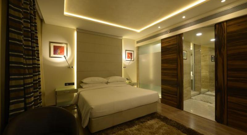Room Genesis Hotel Mumbai