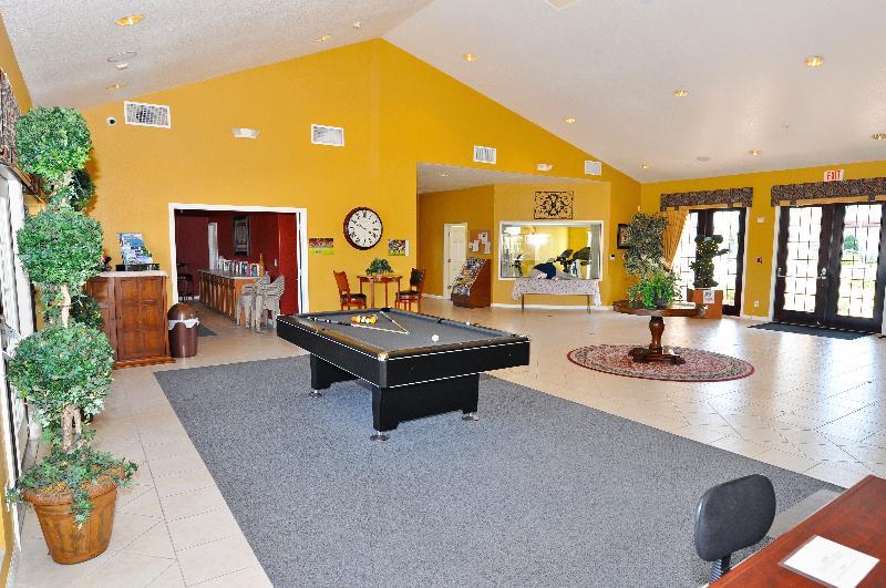 Lobby Highgrove By Florida Star Vacations