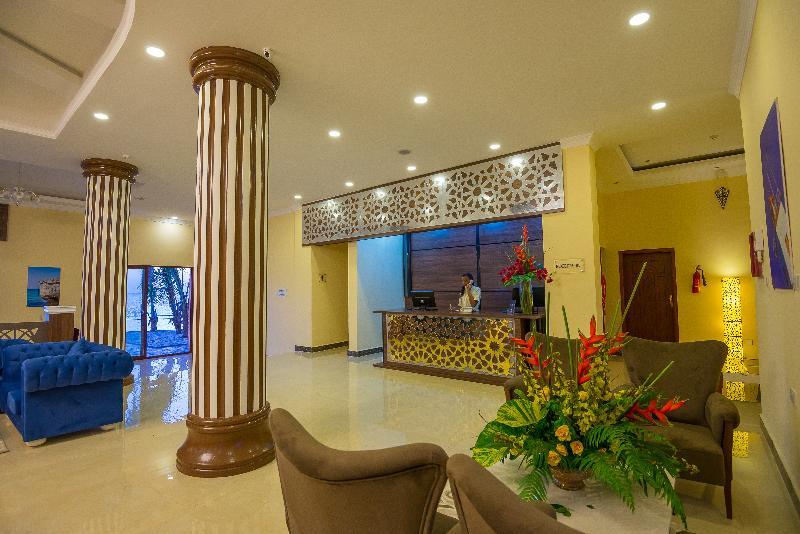 Lobby Golden Tulip Zanzibar Resort