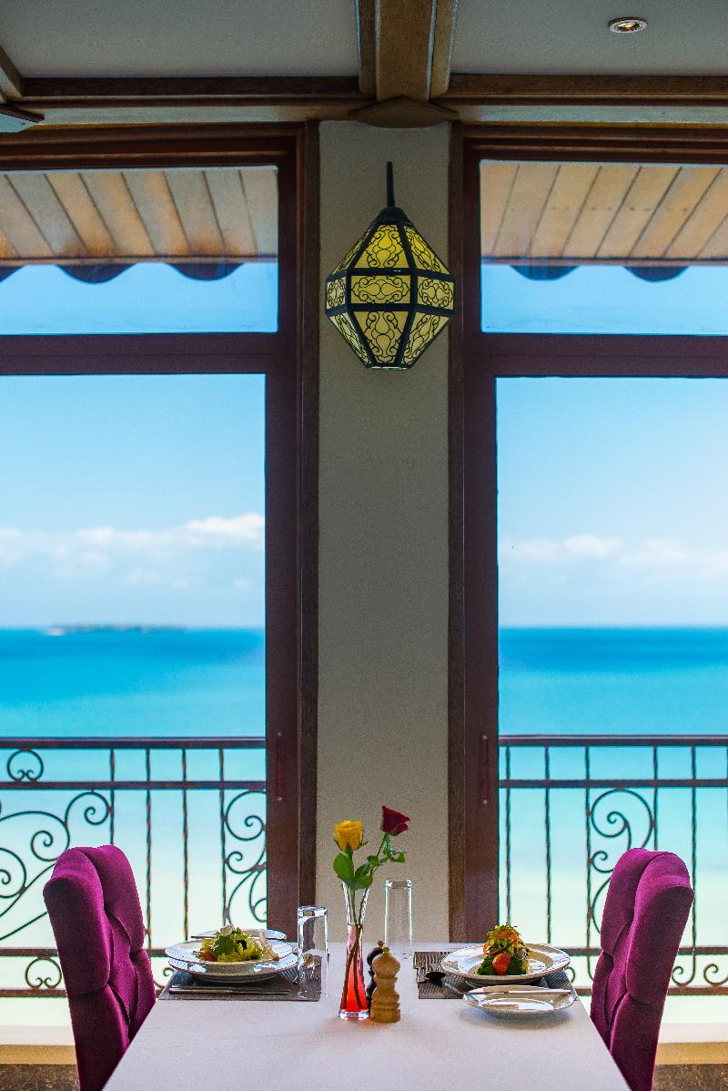 Restaurant Golden Tulip Zanzibar Resort
