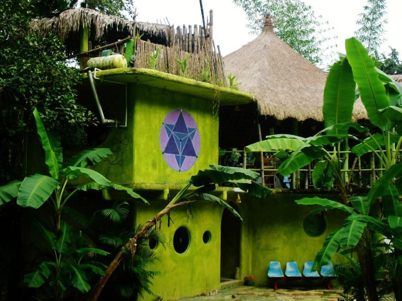 Lobby Casa Caracol