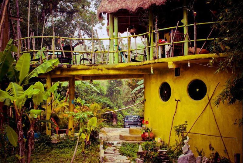 Terrace Casa Caracol
