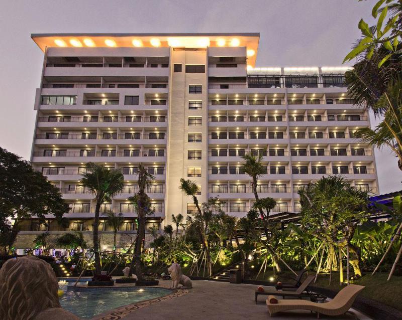 General view Ijen Suites Hotel Malang