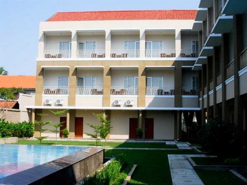 General view Jeng Ratu Hotel