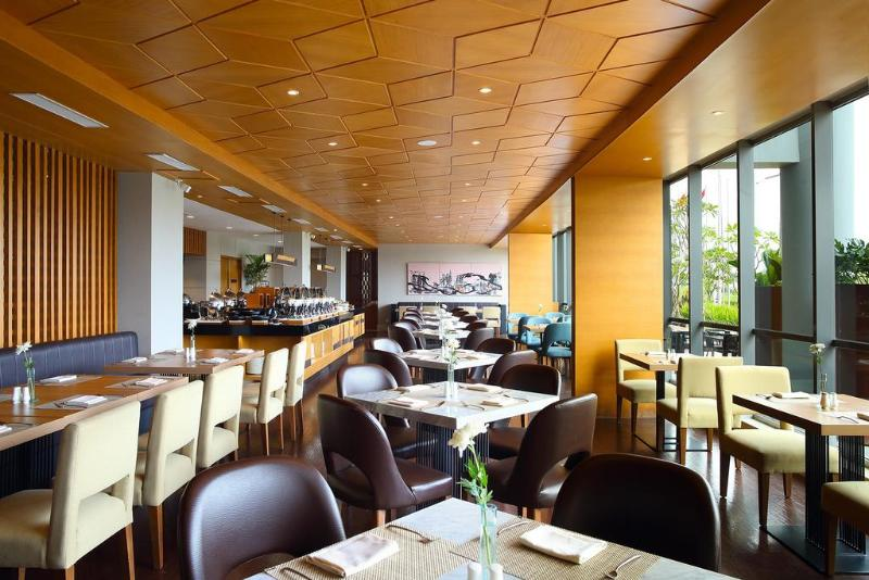 Restaurant Santika Premiere Ice - Bsd City