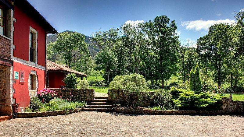 General view Coviella Hotel Rural
