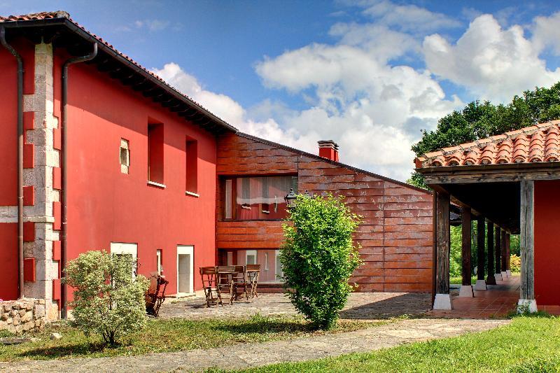 Terrace Coviella Hotel Rural