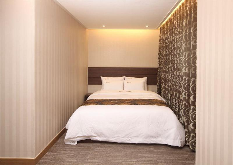 General view Namsan Hill Hotel