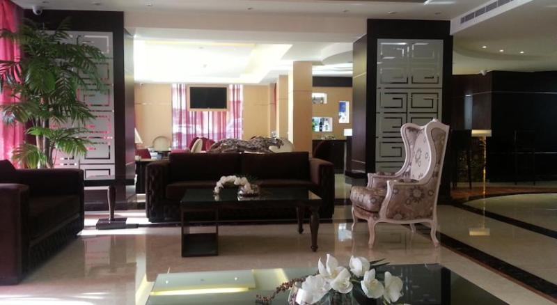 Lobby Elite Hotel & Spa