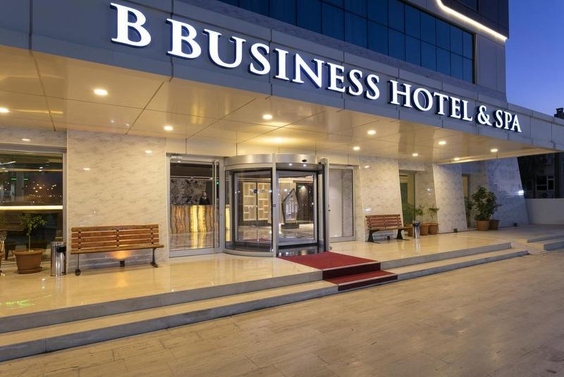 General view B Business Hotel & Spa