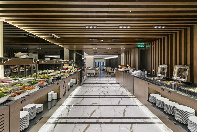 Restaurant B Business Hotel & Spa