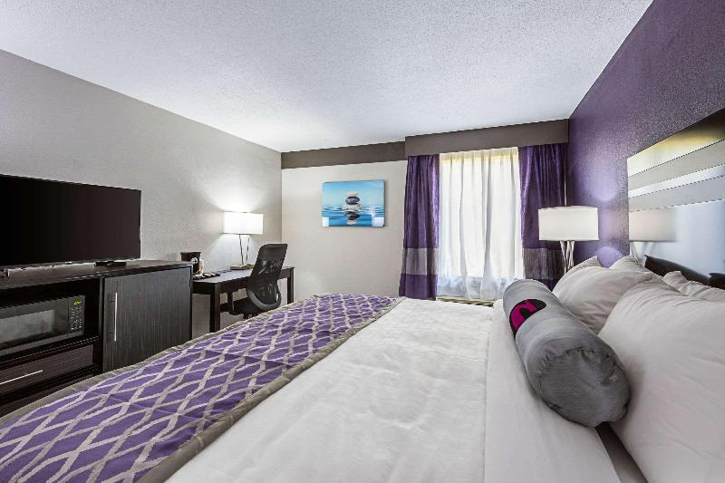 Room Clarion Inn & Suites Downtown Knoxville