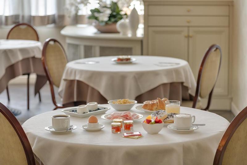 Restaurant Quality Hotel Continental Brescia
