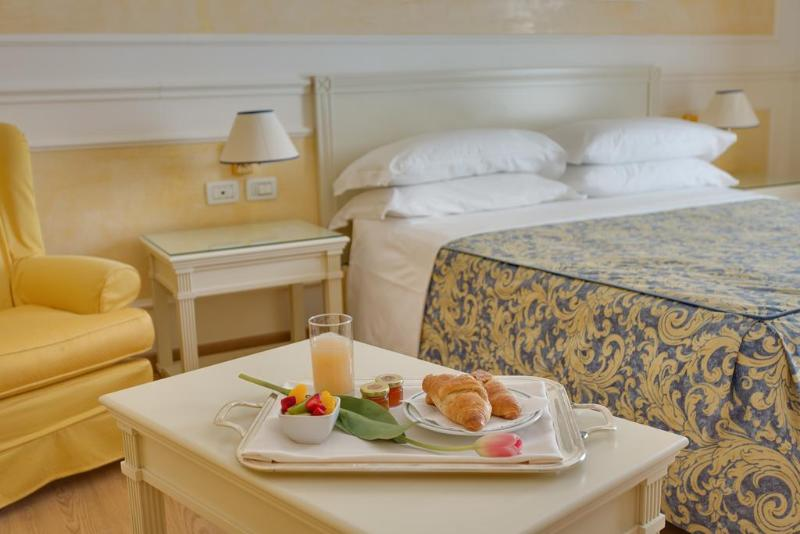 Room Quality Hotel Continental Brescia