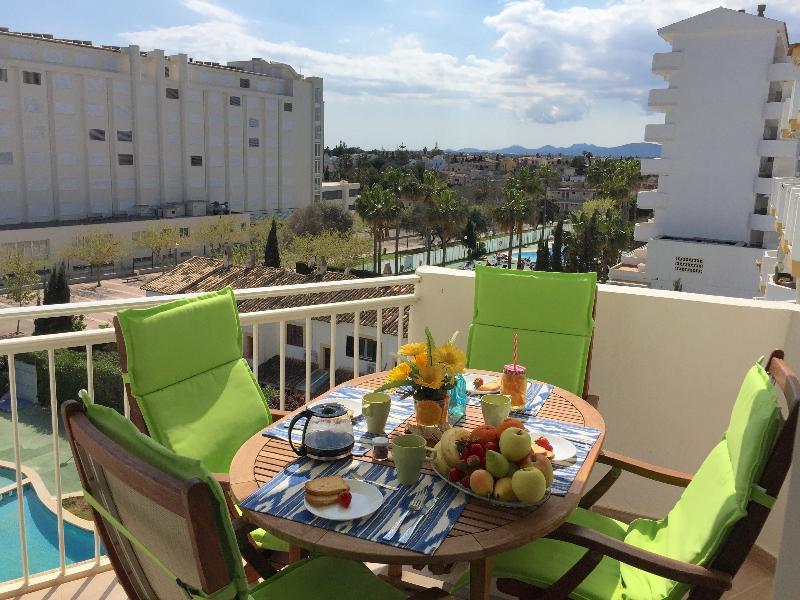 Terrace Apartamento Beauty Sa Coma Ii