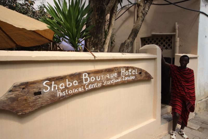 General view Shaba Boutique Hotel