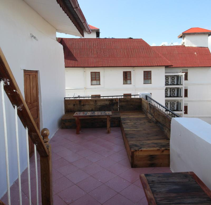 Terrace Shaba Boutique Hotel