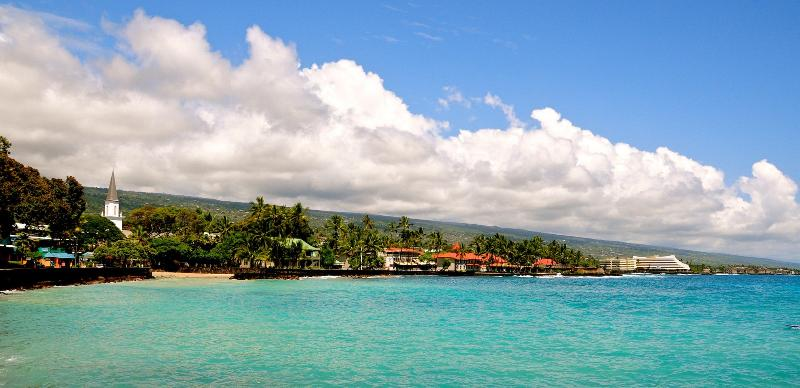 General view Holiday Inn Express And Suites Kailua Kona